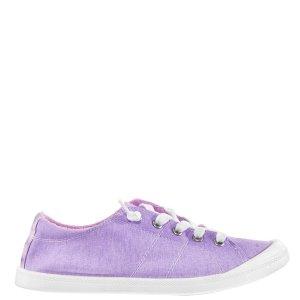 薰衣草紫休闲鞋