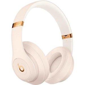 $269 免税包邮Beats Studio3 头戴式无线降噪耳机