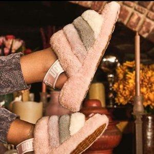 满额7折 €87收拖鞋UGG 经典雪地靴双十大促 每年冬天必备一双