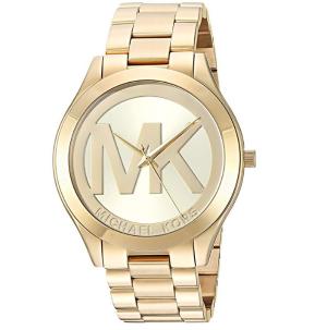 $146.02(原价$255.24)Michael Kors Runway 系列超薄女士时装腕表