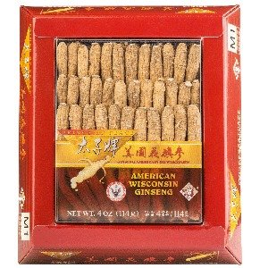 Buy 4 Get 1 FreePrince of Peace Wisconsin American Ginseng Small Short Roots, 4 oz