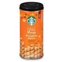 Starbucks 秋季限定南瓜口味巧克力卷 20支装