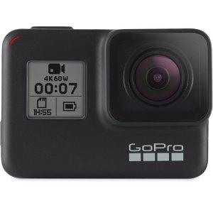 $349 送官方电池充电器+额外电池GoPro HERO7 Black 运动相机