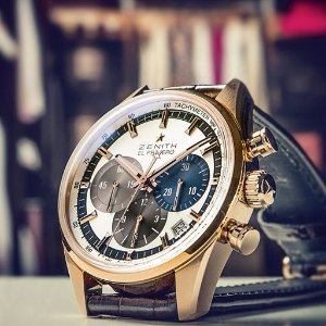 Up to 58% Off + Extra $50 OffDealmoon Exclusive: Select Zenith Watches