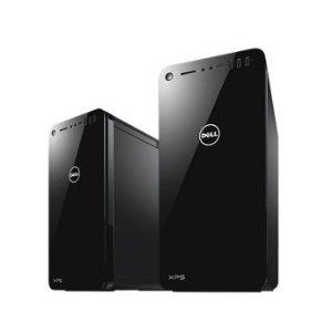 $899.99 包邮Dell XPS Tower台式机 (i7-8700, 1050Ti, 16GB, 1TB)