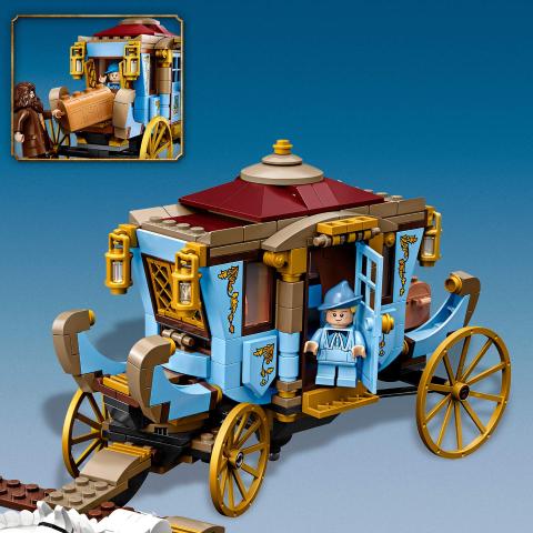 低至7折 £32收巴斯布顿飞行魔法学校闪购:Amazon 精选LEGO 哈利波特、城市、机械系列参加