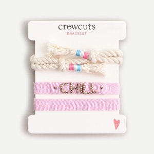 J.CrewGirls' friendship bracelet pack