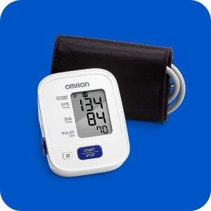 $49.99Omron 欧姆龙3系列上臂式血压计