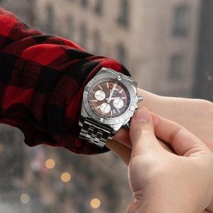 Up to 50% Off+Extra 20% OffRado Breitling Bvlgari & More Watches @ Ashford