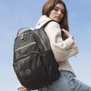 双肩包$45 新款款也参加Kipling 精选挎包, 钱包, 双肩包等额外7折热卖 超高性价比