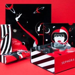 无门槛7.5折 速囤山茶花洁面Sephora 小黑五狂欢 2020圣诞日历也参加 收Chanel、LaMer