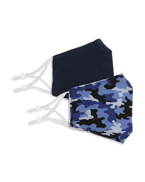 儿童布口罩 2个装