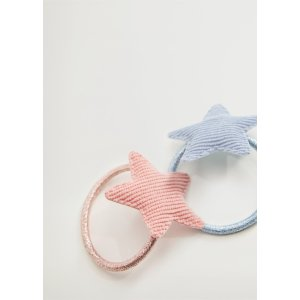 Mango2 hair tie pack - Teen | Mango Kids USA