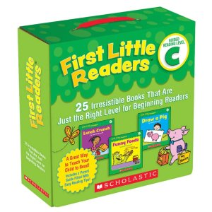 As low as $11.39First Little Readers Parent Pack: Guided Reading Level A