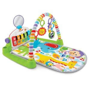 Fisher-Price Deluxe Kick & Play Piano Gym : Target