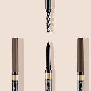 $7.96(原价$11.99)L'Oréal Paris 极细精准防水眉笔 ABH眉笔平替 精准勾勒眉型