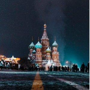 往返$348起  梦幻冬季莫斯科纽约--俄罗斯莫斯科 往返机票好价 1月-3月日期