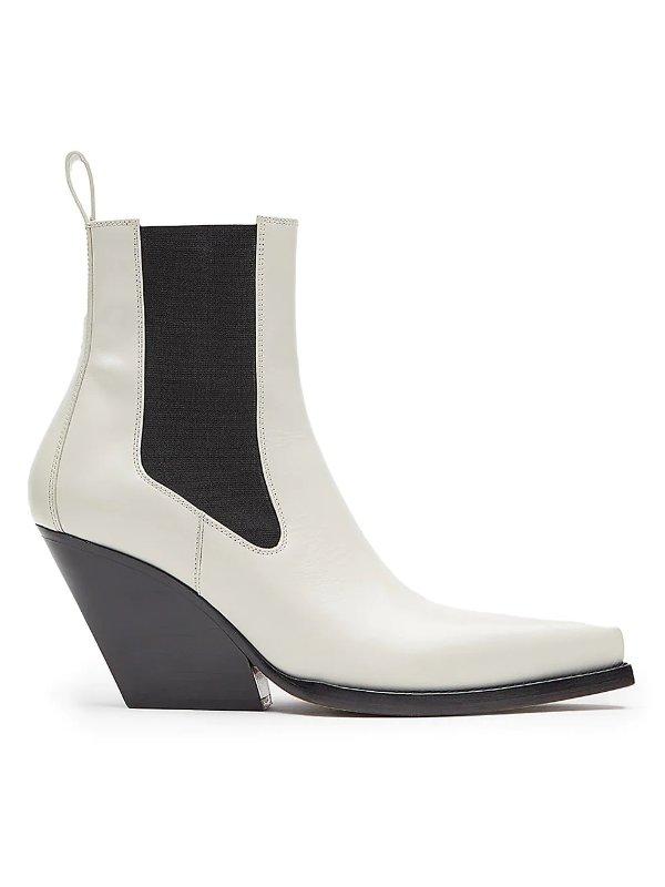Lean 切尔西靴