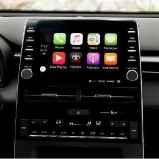 目前支持2018款 Camry/SiennaToyota 现提供免费原厂升级 Apple CarPlay & Amazon Alexa