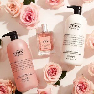 Free SampleWith every $25 Spend @Philosophy