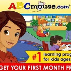 30天免费体验ABCmouse 儿童趣学美语天地早教课程促销