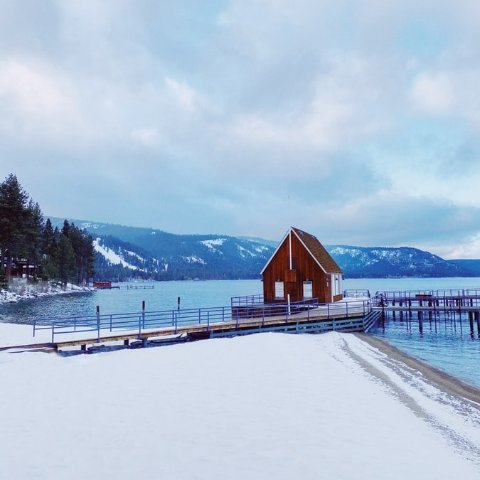 As low as $160Booking cabins in Lake Tahoe
