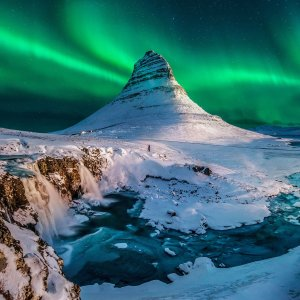 $110+Iceland: Fly One-Way to Reykjavik from Major U.S. Cities