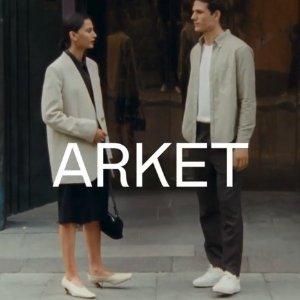 8.5折!€75收粉色开衫上新:Arket 设计感美衣上新 北欧风简约设计派 初秋美衣看这里