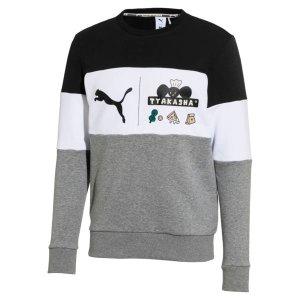 018eb9c4 PumaPUMA x TYAKASHA Men's Crew Sweatshirt. $75.00. Puma ...