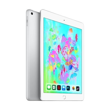 6代 iPad (6th Gen) 128GB Wi-Fi - Silver