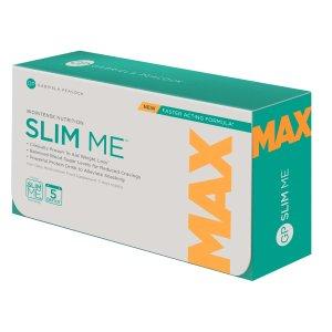 需使用折扣码 MAX40Slim Me 加强版-燃脂5天疗程