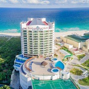 $599起 含酒店+餐饮+娱乐墨西哥坎昆5天4晚 五星级全包式酒店旅行套餐