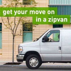 $30 free driving creditZipvan for moving & business needs @Zipcar