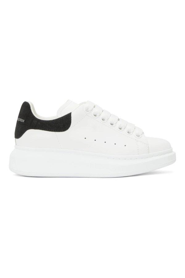 黑尾小白鞋 40码
