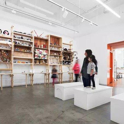 曼哈顿儿童艺术博物馆双人票