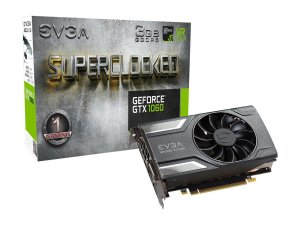 $159.99 (原价$179.99)EVGA GeForce GTX 1060 SC GAMING 3GB 显卡