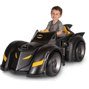 Batman Batmobile 6-Volt Battery-Powered Ride-On