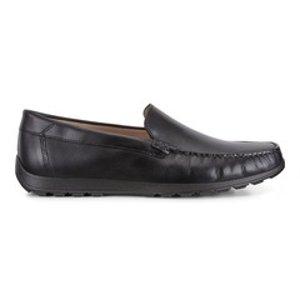 ECCO男士皮鞋一脚蹬