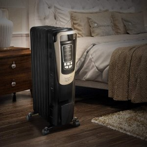 PELONIS 可移动取暖器电热油汀