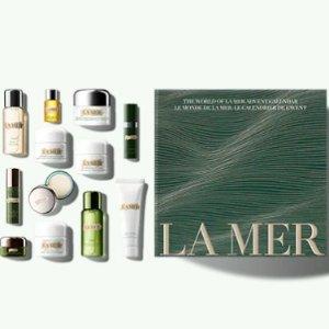 lamerLe Monde de La Mer圣诞日历