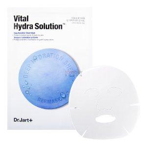 韩国DR.JART+ 蓝色药丸深层补水强效保湿面膜 单片入