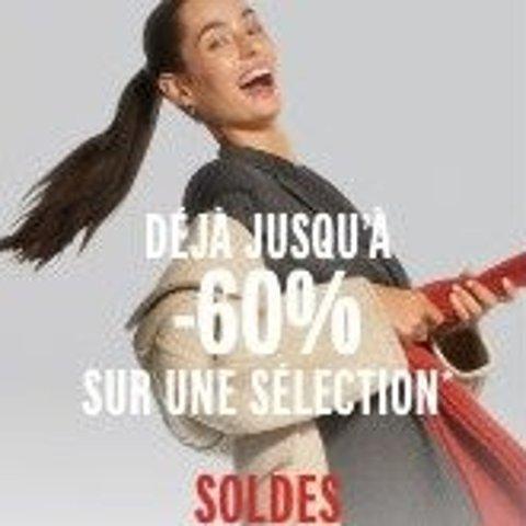 低至4折 €665收加鹅羽绒服法国打折季2021:Galeries Lafayette 大促 美妆时尚、家居都有