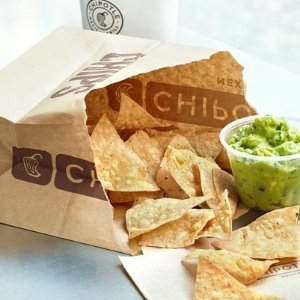 Free Side of GuacamolePurchase Any Entree @Chipotle