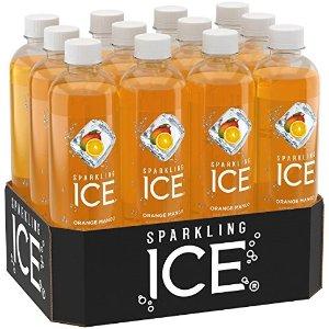 橙子芒果口味气泡水 500ml 12瓶