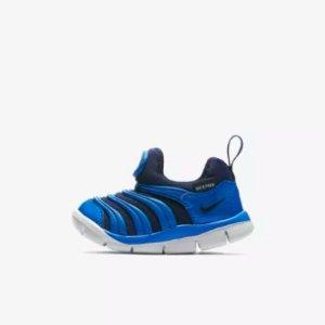 $43.97 (原价$55)起 新色绒毛款驾到折扣升级:Nike官网  Dynamo Free 毛毛虫儿童鞋促销啦