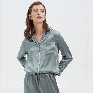 低至5折 £8起收丝质睡裙Amazon 精选睡衣、家居服 慵懒高级感 纵享丝滑一整天