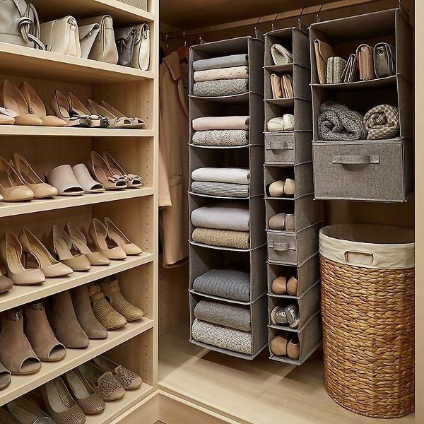 10层衣柜收纳格