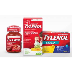 $4.79收婴幼儿发烧感冒滴剂近期好价:Tylenol 泰诺 日常用药 有备无患 多一份安心