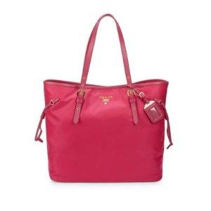 1826c86047 Prada Women Nylon Handbags Sale   Saks Off 5th Up to 40% Off - Dealmoon