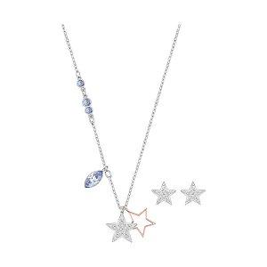 Swarovski 星星项链